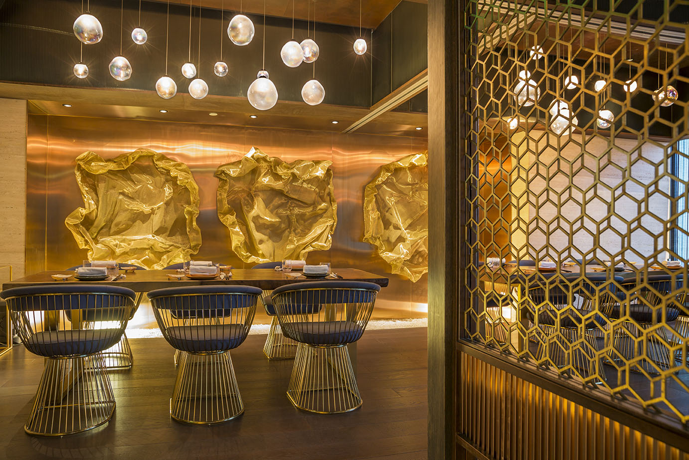 Restaurant & Bar Design Awards 2018 Shortlisted – UMI, Shanghai